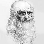 Портрет Леонардо да Винчи
